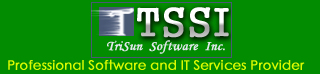 TriSun Software Inc.'s Official Site